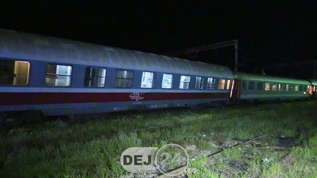 tren deraiat Dej septembrie 2017