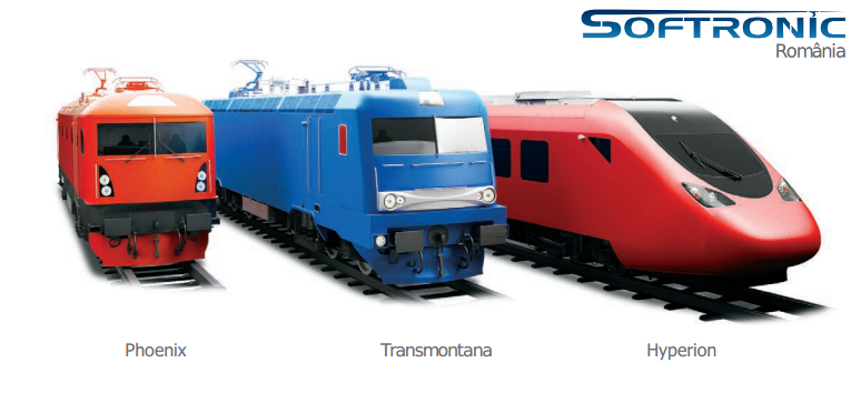 sigla softronic locomotive