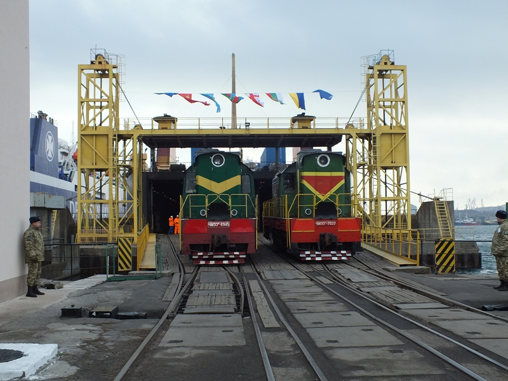tren ucrainean in drum spre china 01
